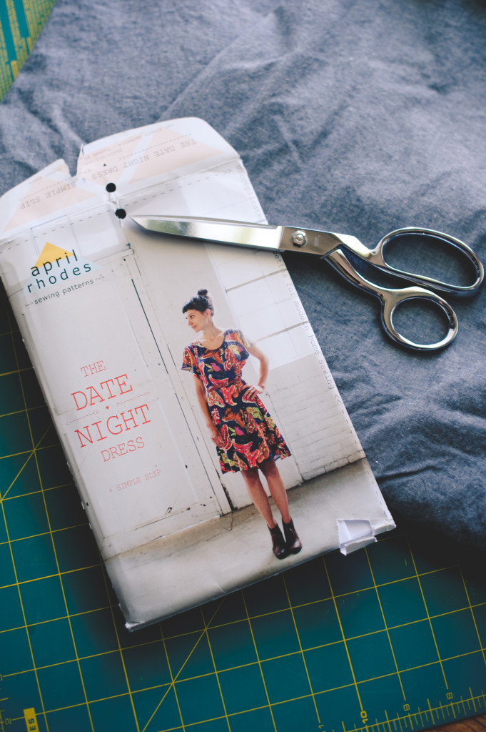 the date night dress pattern