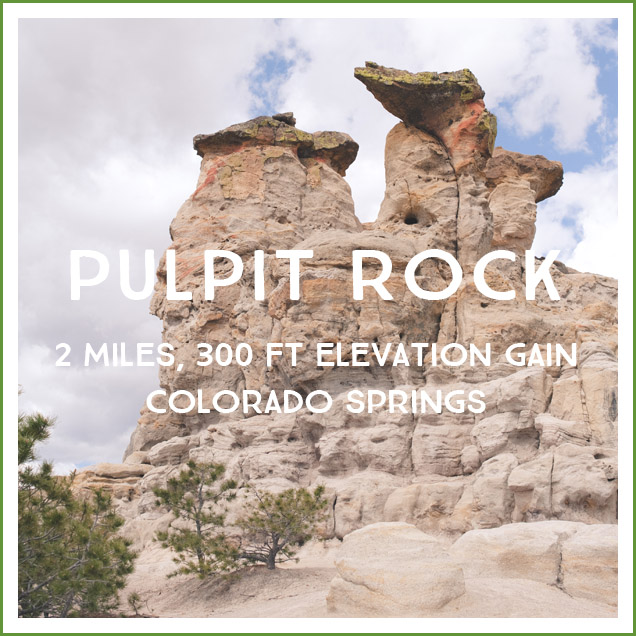 pulpit rock park hiking review