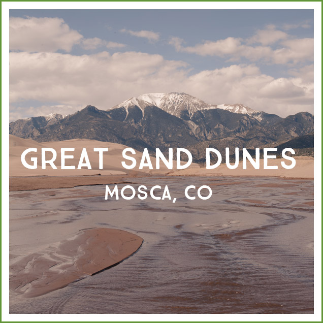 great sand dunes national park campground review