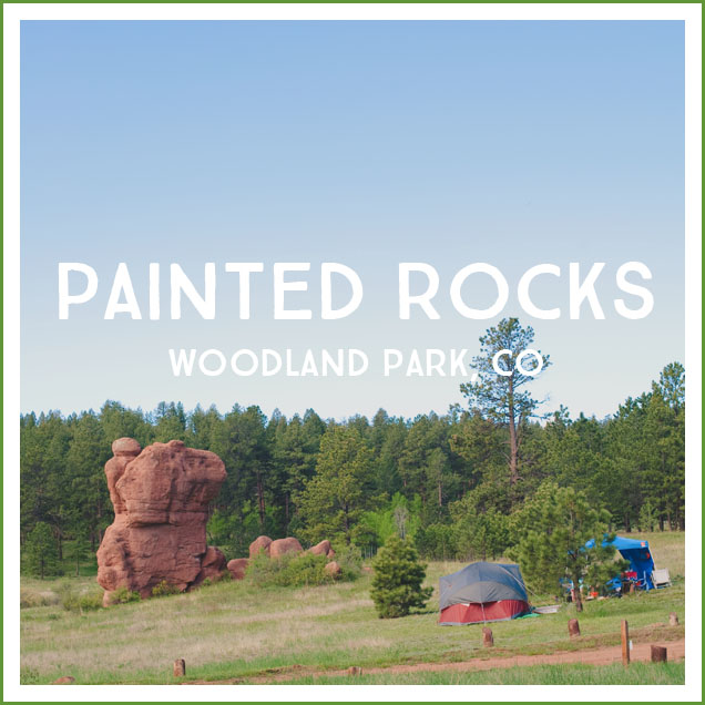 painted rocks campground review