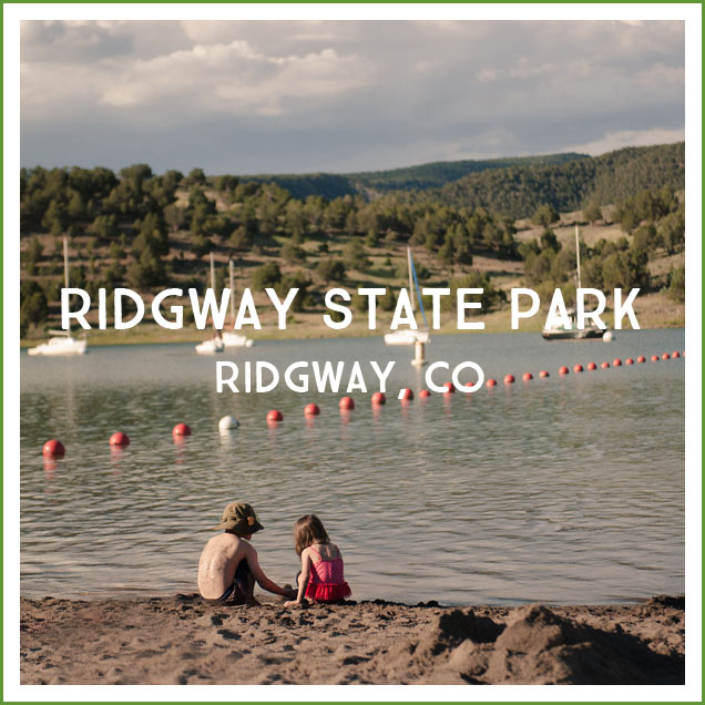 ridway state park