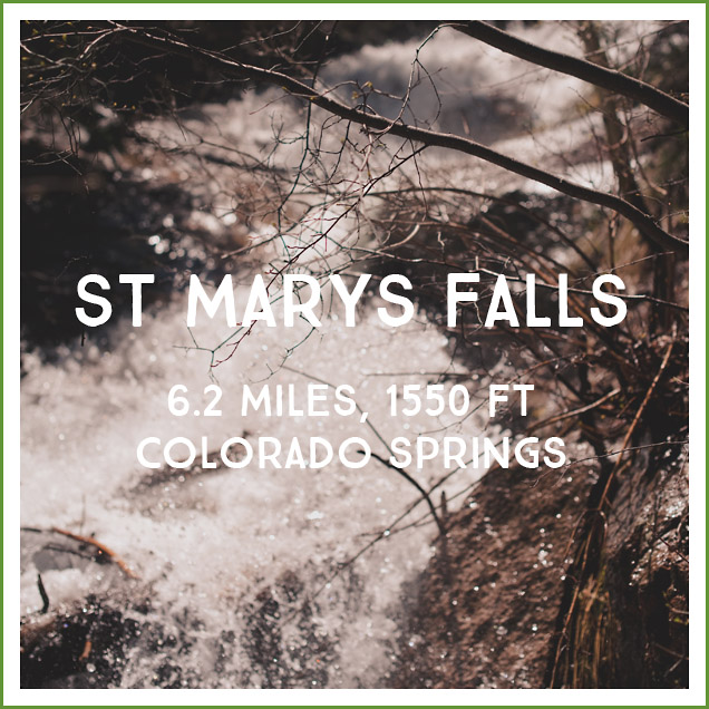 st marys falls hike trail review