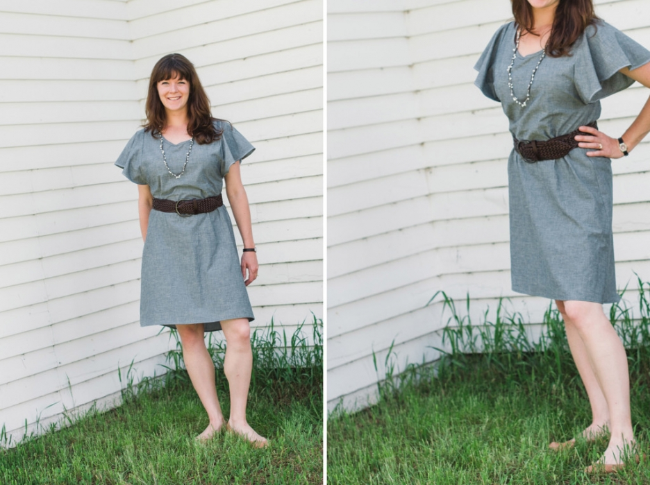 the date night dress pattern april rhodes