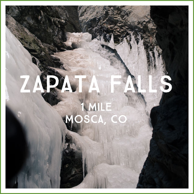 zapata falls hike review