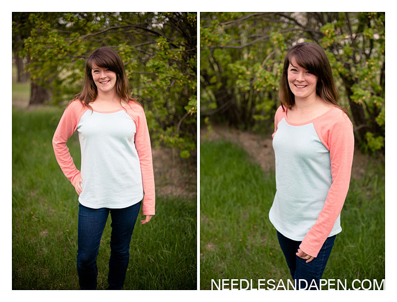 lane raglan shirt pattern review