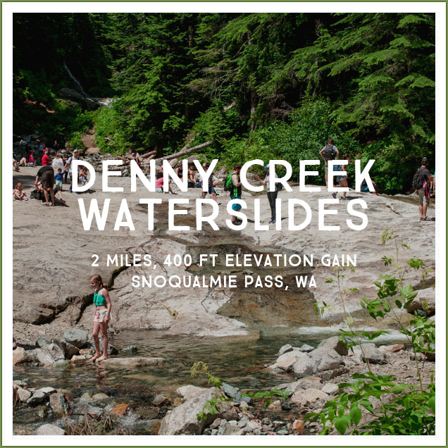 denny-creek-waterslides