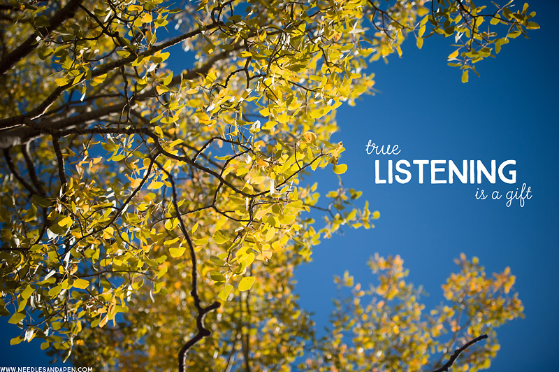 listening_is_a_gift_quote