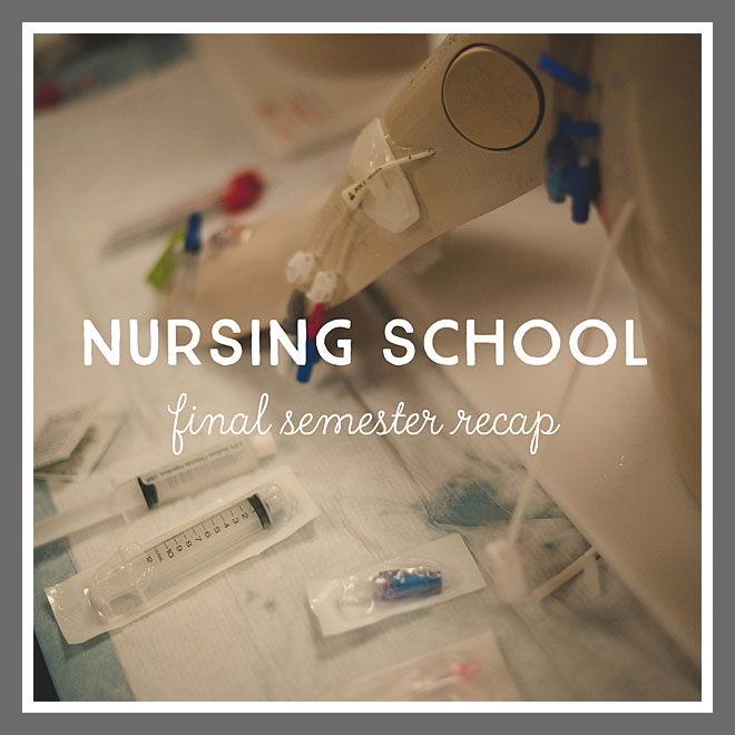 Needles and a Pen » Knitting, Sewing, and Nursing School